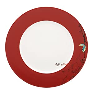 Lenox Simply Fine Scarlet Chirp Dinner Plate at Sears.com