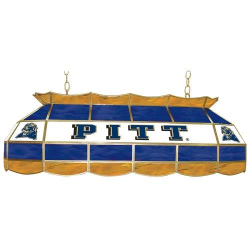 NCAA University Of Pittsburgh Tiffany Gameroom Lamp, 40