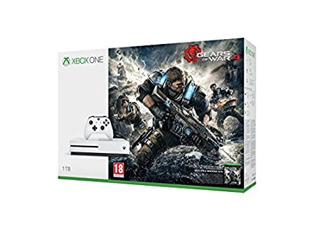 Xbox One - Consola S 1TB: Pack Gears Of War 4