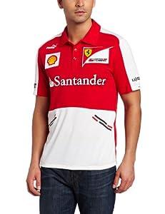 Ferrari Puma 2013 team polo shirt S
