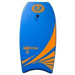 Buy California Board Company CBC Switch Bodyboard, 42-Inch by California Board Company