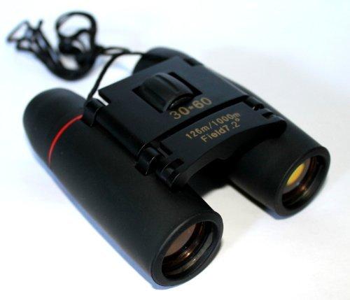 Compact hiking binoculars opera glasses day night