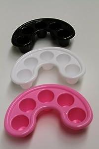 Nail Soaking Tray **Acetone Proof** (3 Assorted Pcs)