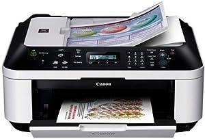 Canon PIXMA MX360 - Impresora multifunción de tinta color (8.4 ipm, A4 (210 x 297 mm))