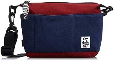 [チャムス] CHUMS Mini Collect Shoulder CH60-0840 H-Navy/Red Henna (H-Navy/Red Henna)