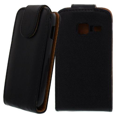 flip-case-for-samsung-galaxy-y-duos-gt-s6102-black-leather