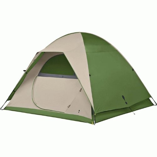 Eureka Tetragon 8 Person Tent Green