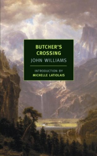 Butcher's Crossing (New York Review Books Classics) (New York Review compare prices)