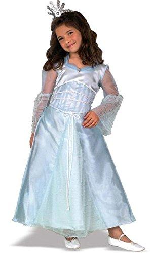 Childs Deluxe Barbie Cloud Queen Magic of Pegasus Costume Small