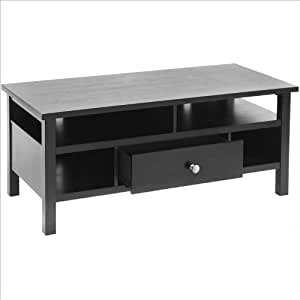 black flat screen tube tv stand with drawer kitchen dining. Black Bedroom Furniture Sets. Home Design Ideas