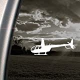 Robinson R 44 Helicopter R44 Decal Window Sticker