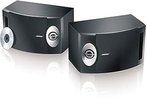 Bose 201-V Stereo Loudspeakers (Pair) - Black