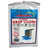 Economy Grade Drop Cloth - Plastic 12 x 9 Case Pack 48