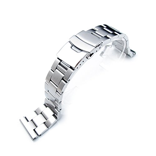 20mm-Solid-316l-Stainless-Steel-Super-Oyster-Straight-End-Watch-Band