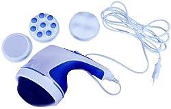 Daksh Relax Tone Body Massager - White Blue