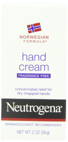 Neutrogena Norwegian Formula Hand Cream, Fragrance-Free,