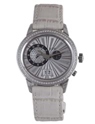 Buy Cheap Aqua Master Men's Octagon Diamond Watch, 4.50 ctw Limited time
