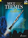 Movie Themes for Clarinet: 12 unverge...