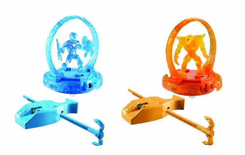 Max Steel Turbo Battlers Fire Elementor vs. Transformation Max Steel 2-Pack - 1