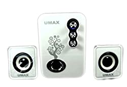 UMAX Pluto Multimedia Speaker 2.1 mini
