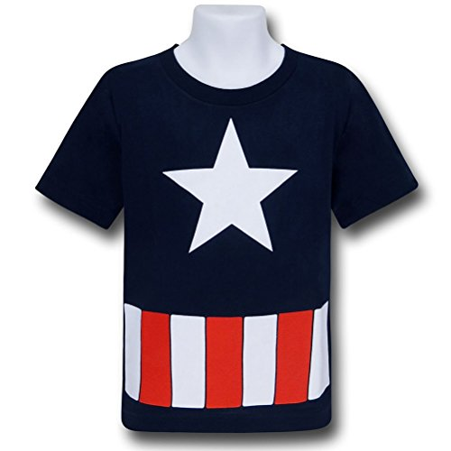 Captain America Boy's The Great Star