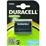 Duracell DR9668 Batterie pour Appareil Photo Numérique Panasonic CGR-S006