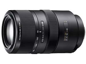 SONY 望遠ズームレンズ 70-300mm F4.5-5.6 G SSM  フルサイズ対応