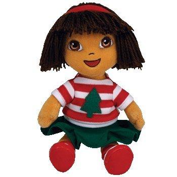 TY Beanie Babies  Dora - 1