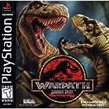 Jurassic Park:  Warpath - PlayStationby Electronic Arts