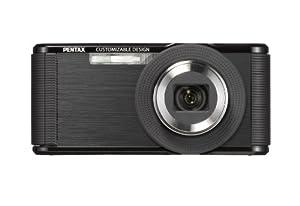 Pentax Optio LS465 Appareil photo numérique 16 Mpix Zoom 5x Sapphire Black