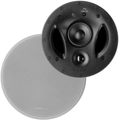 Polk Audio Three-Way Vanishing RT Series in Ceiling Speaker - 70-RT