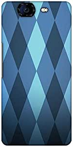Snoogg English Mould Designer Protective Back Case Cover For Micromax Canvas Knight A350