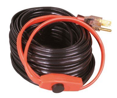 Easy Heat Water Pipe Heating Cable 40 ' 120 V 7 W/'