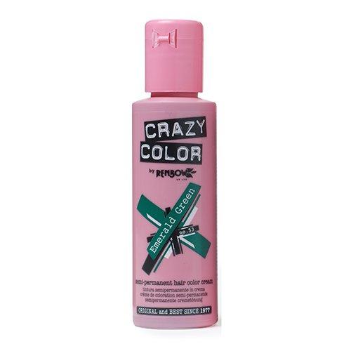 renbow-crazy-color-semi-permanent-hair-color-cream-emerald-green-no53-100ml