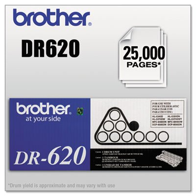 Dr620 Drum By Brother (Catalog Category: Computer/Supplies & Data Storage / Printer Supplies/Accessories)
