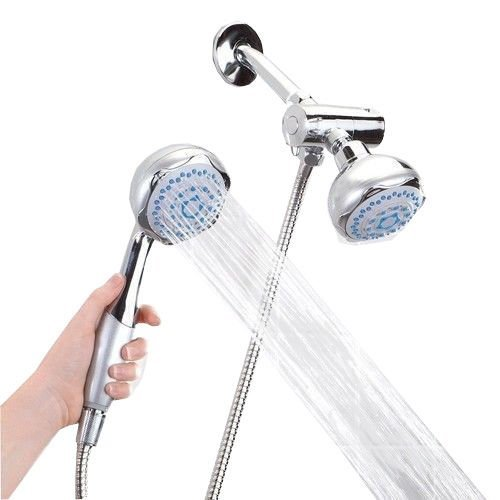 sunbeam-5-function-deluxe-dual-head-shower-massager