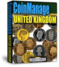 CoinManage United Kingdom - Manage Your Coin Collection (Windows Software)
