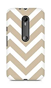 Amez designer printed 3d premium high quality back case cover for Moto G Turbo Edition (Ombre vintage)
