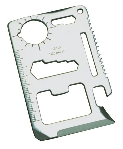 Kikkerland CD401 Classic Survival Tool