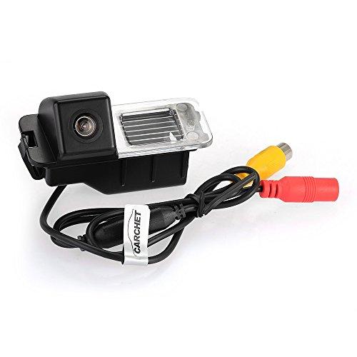 CARCHET-Farb-COMS-KFZ-Rckfahrkamera-Kamera-Einparkhilfe-fr-VW-PoloGolfPassatCC