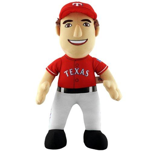 MLB Ian Kinsler #5 Texas Rangers Plush Doll, 14-Inch - 1