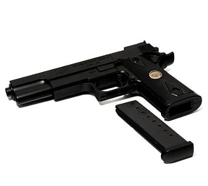 Airsoft Pistola negra