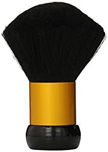 amazoncom diane neck duster black and gold hair