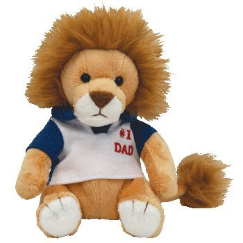TY Beanie Babies My Dad   - Fathers Day Lion