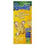 Organix Goodies Organic Gingerbread Men x 15 135G