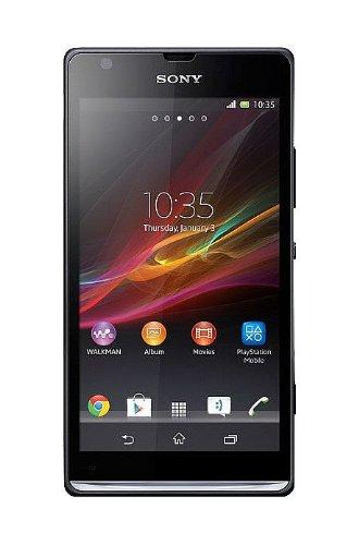 SONY Xperia SP C5303 SIMフリー 海外携帯 ブラック