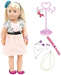 Our Generation 18-inch Anya Jewellery Doll from Our Generation