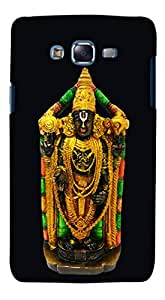 Print Haat Back Case Cover for Samsung Galaxy J5 (Multicolor)