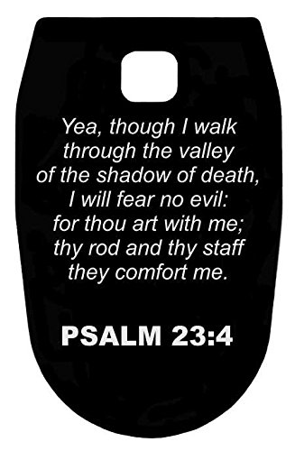 Magazine Base Plate For Smith & Wesson M&P 9Mm/40 Psalm 23:4