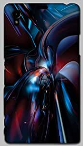 Timpax protective Armor Hard Bumper Back Case Cover. Multicolor printed on 3 Dimensional case with latest & finest graphic design art. Compatible with only Sony L39H / 39. Design No :TDZ-20075